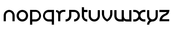st nova sans Font LOWERCASE