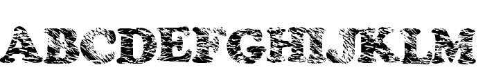 stormtime Font LOWERCASE