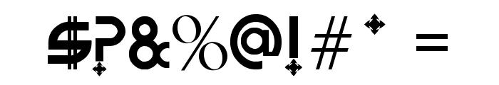 strangferfixcs Font OTHER CHARS