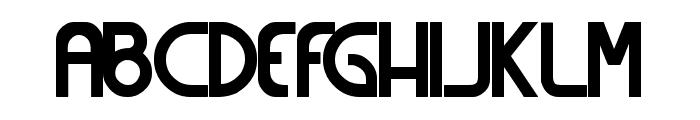 strangferfixcs Font UPPERCASE