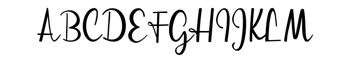 streetlightdemoversion-script Font UPPERCASE
