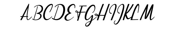 streetlightdemoversionitalic-sc Font UPPERCASE