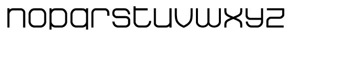 Stak Bold Font LOWERCASE