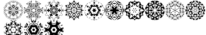 Stans Earth From Timaeus Regular Font UPPERCASE