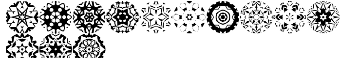 Stans Earth From Timaeus Regular Font LOWERCASE