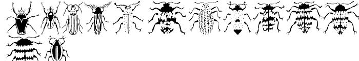Stans Gorgiass Beetles Regular Font UPPERCASE
