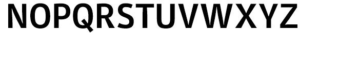 Stat Display Pro Bold Negative Font UPPERCASE