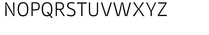 Stat Display Pro Light Font UPPERCASE