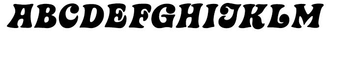Steiner Special Font UPPERCASE