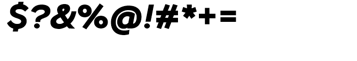 Stem Bold Italic Font OTHER CHARS