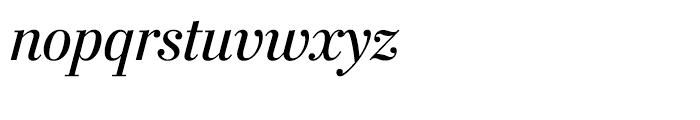 Stilson Italic Font LOWERCASE