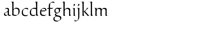 Stockholm Regular Font LOWERCASE