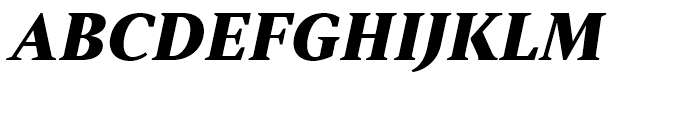 Strato Pro Black Italic Font UPPERCASE