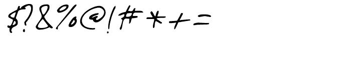 Stu Heinecke Condensed Font OTHER CHARS