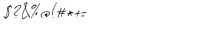 Stu Heinecke Title Font OTHER CHARS