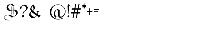 Students Alphabet Regular Font OTHER CHARS