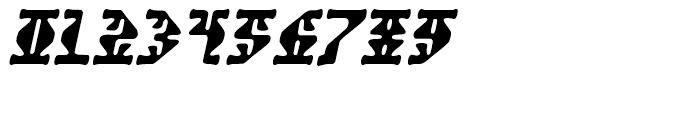 Stupefaction Regular Font OTHER CHARS