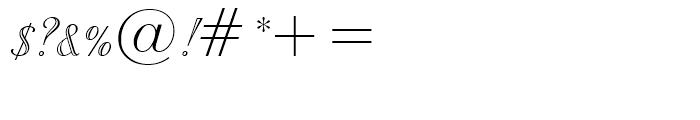 Stuyvesant BT Regular Engraved Font OTHER CHARS