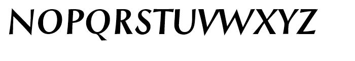 Styla Pro Bold Italic Font UPPERCASE