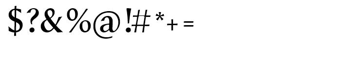 Styla Pro Regular Font OTHER CHARS