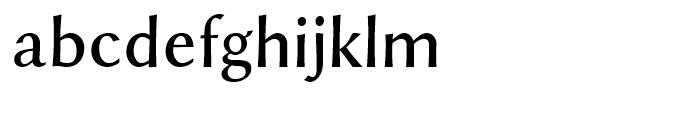Styla Pro Regular Font LOWERCASE