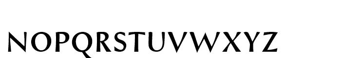 Styla Pro SC Regular Font LOWERCASE