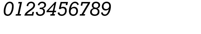 Stymie Medium Italic Font OTHER CHARS