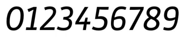 Stat Display Pro Medium Oblique Negative Font OTHER CHARS