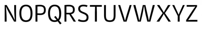 Stat Display Pro Regular Negative Font UPPERCASE