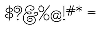 Steinweiss Script Medium Font OTHER CHARS