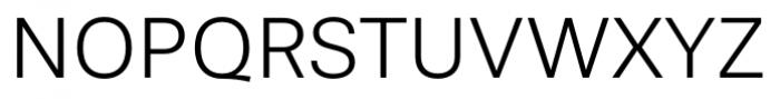 Stevie Sans Light Font UPPERCASE