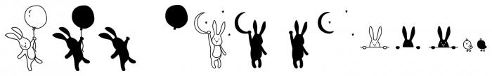 Storyteller Design Elements Spring Font UPPERCASE