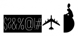 Strangelove Bombs Font OTHER CHARS