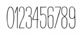 Strangelove Next Narrow Font OTHER CHARS
