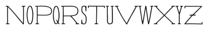 Strangelove NextSlab Mix Bold Font LOWERCASE