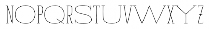 Strangelove NextSlab Mix Font UPPERCASE
