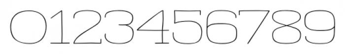 Strangelove NextSlab Wide Font OTHER CHARS
