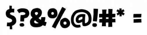 StupidHead BB Regular Font OTHER CHARS