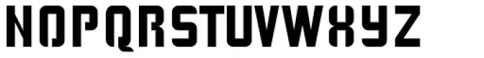 STARSsoft Nika Bold Font UPPERCASE