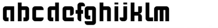 STARSsoft Nika Bold Font LOWERCASE