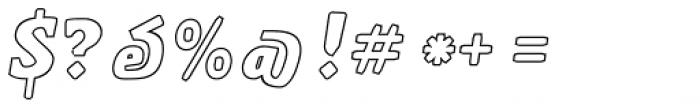 St Patrick outline1 Bold Font OTHER CHARS