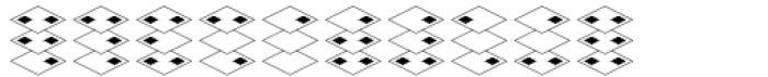 Stack Braille Regular Font OTHER CHARS