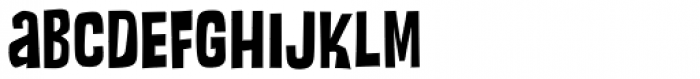 Stacked Deck PB Regular Font LOWERCASE