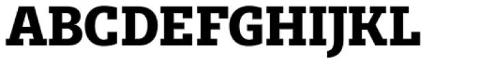 Stajn Pro Bold Font UPPERCASE