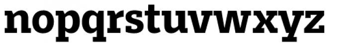 Stajn Pro Bold Font LOWERCASE