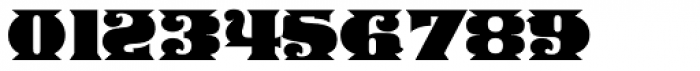 Stampede Font OTHER CHARS