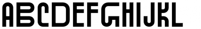 Standard-bb 80 Font UPPERCASE
