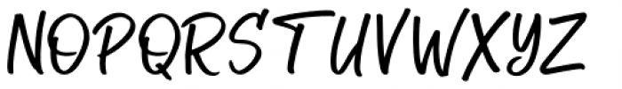 StarTrack Regular Font UPPERCASE