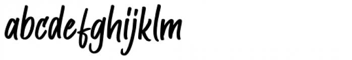 StarTrack Regular Font LOWERCASE