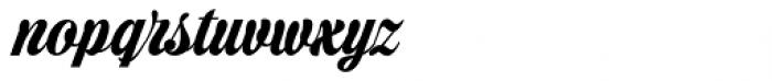 Starella Script Font LOWERCASE